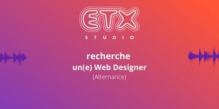Web Designer - Alternance